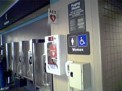 Aed at phoenix airport