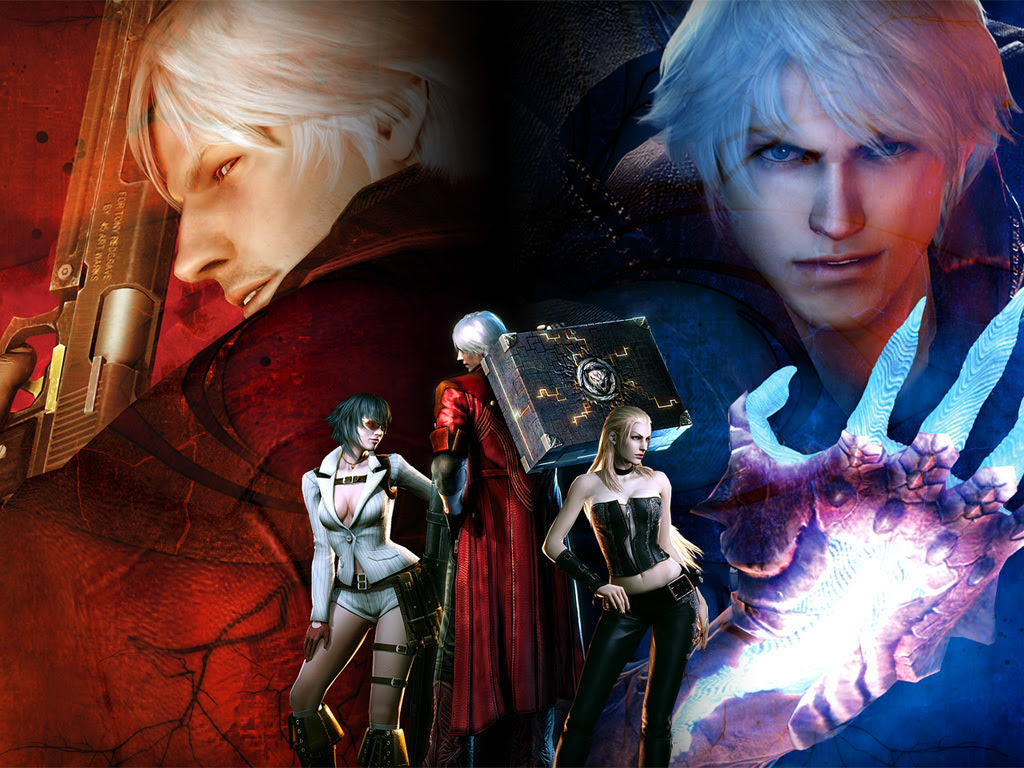 devil may cry 4 - gallery colection | image digital best