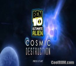 ben 10 ultimate alien cosmic destruction cheat codes