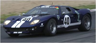 Bailey Ford GT 40