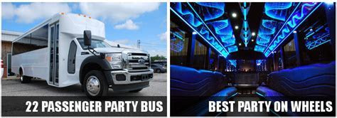Cheap Party Bus Nashville, TN   12 Best Party Buses & Limo
