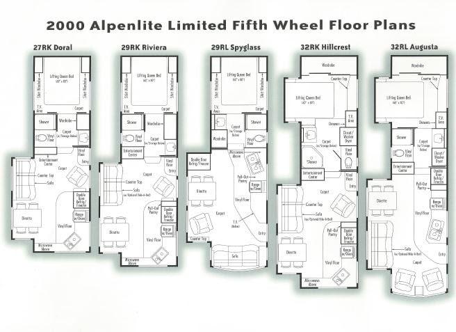 Crossroads Rv Floor Plans House Plan