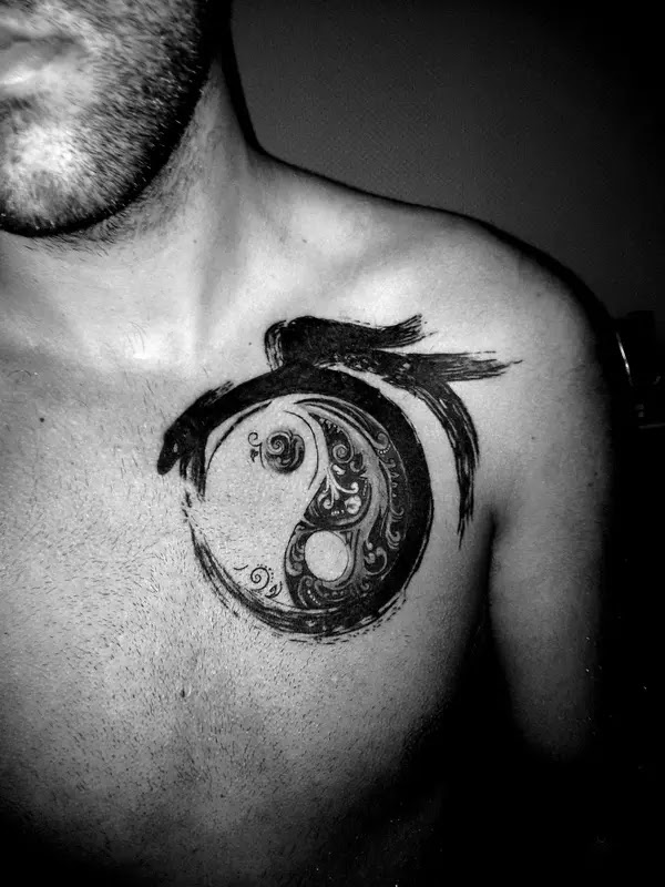 115 Best Yin Yang Tattoo Designs Meanings Chose Yours 2018