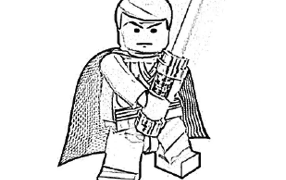 star wars ausmalbilder lego  lego star wars malvorlagen
