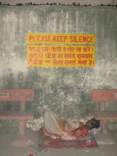 Please Keep Silence by firoze shakir photographerno1