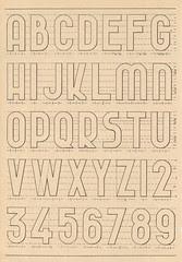 alphabets 1