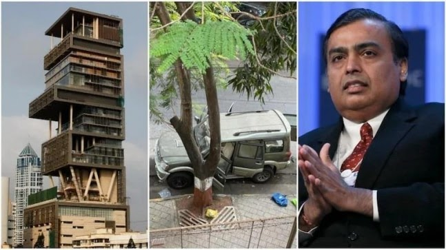 Jaish-Ul-Hind claims responsibility of placing explosive outside Mukesh Ambani's house, says 'big picture yet to come' https://ift.tt/3dRAAlR