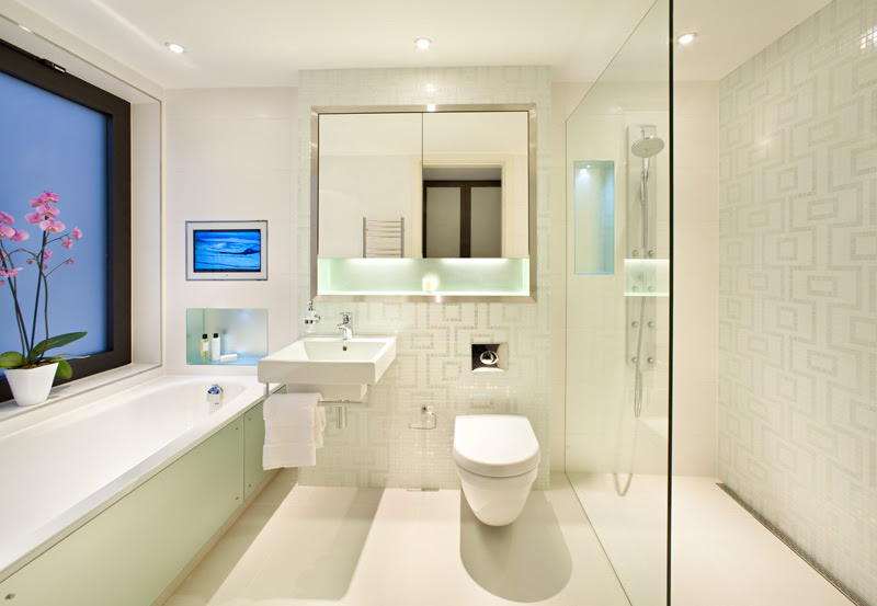 Lighting for Modern Bathroom Design Ideas