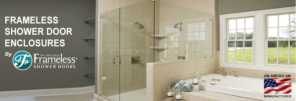 The Original Frameless Shower Doors Floor Decor