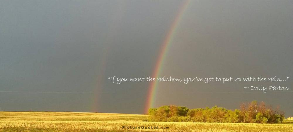 Rainbow Quotes Rainbow Sayings Rainbow Picture Quotes