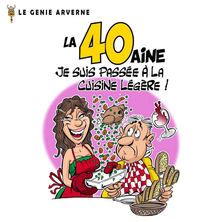 Carte Anniversaire 40 Ans Humour Femme Nanaryuliaortega Web