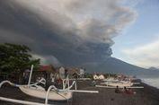 Erupsi Gunung Agung, Okupansi Hotel Sentuh Angka 15 Persen