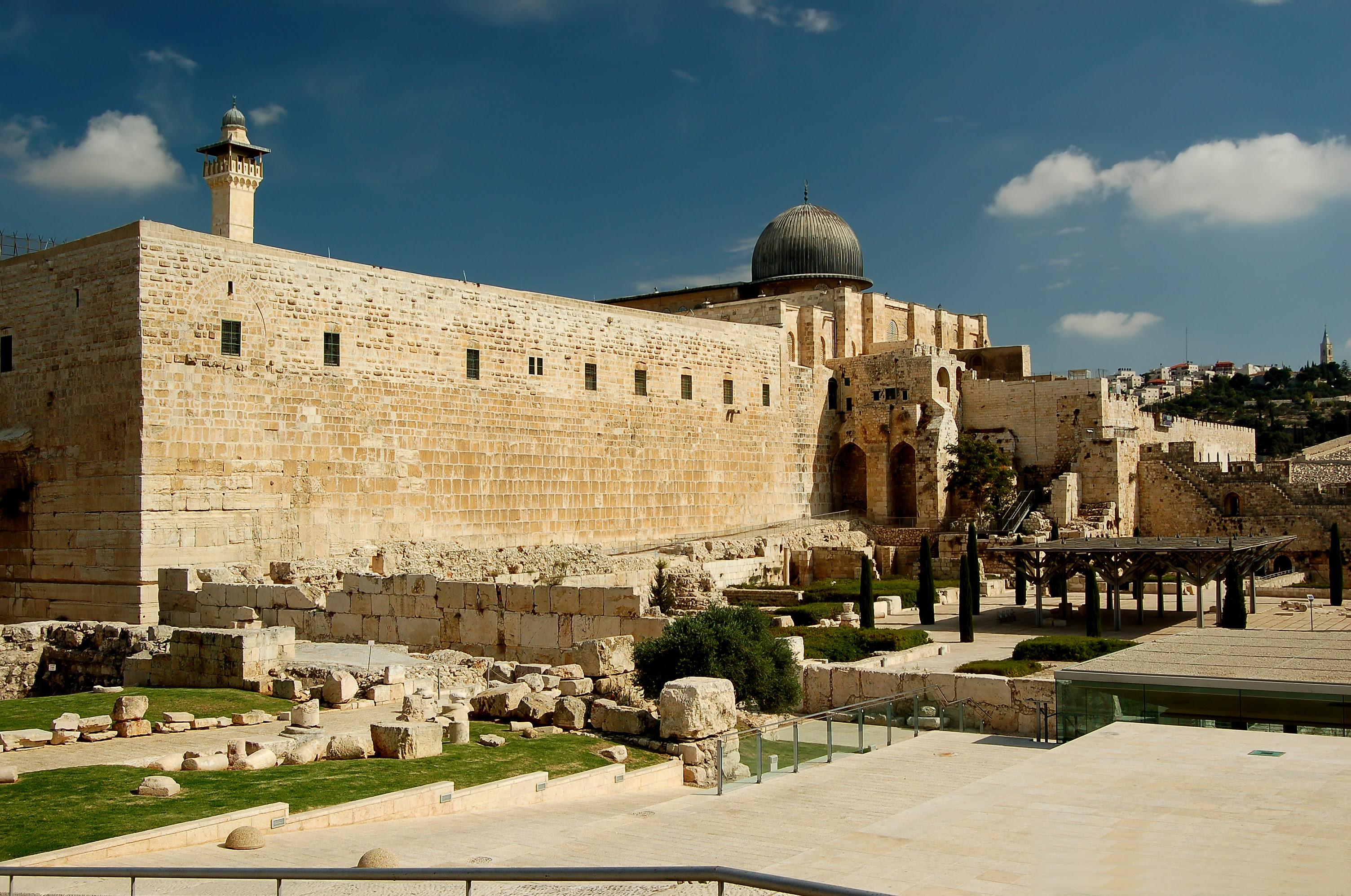 Masjid Al Aqsa The Incredible Night Journey Islamicity