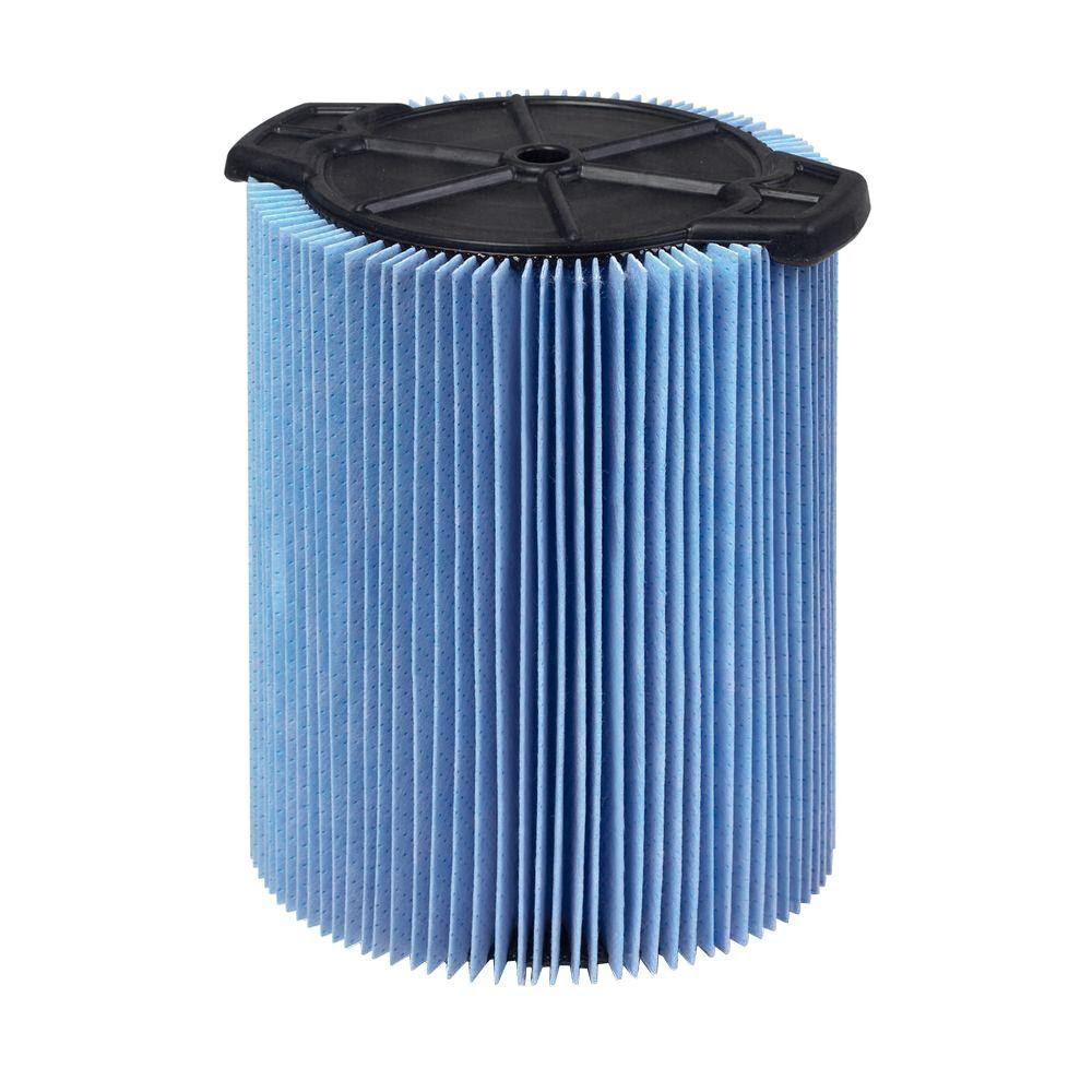 Gore CleanStream Hepa Filter for Ridgid and Craftsman Wet/Dry Vacs ...