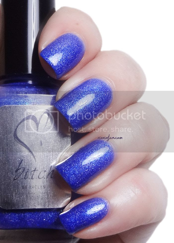 xoxoJen's swatch of b.i.t.c.h. by Jaclyn Prince Albert