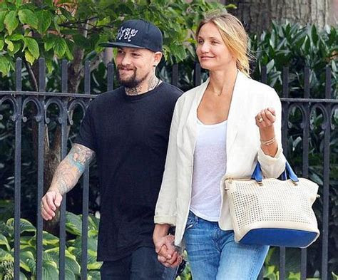 What Did Cameron Diaz Wear to Her Wedding to Benji Madden?