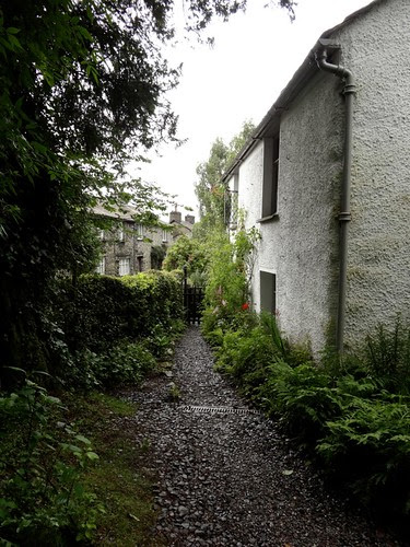 Around the Front of Dove Cottage