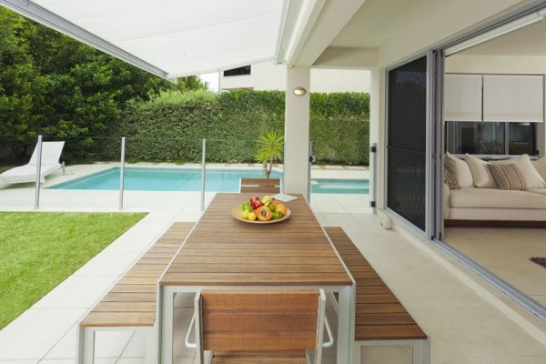Fabulous Spaces for this Season's Outdoor Entertaining | Minimalisti.