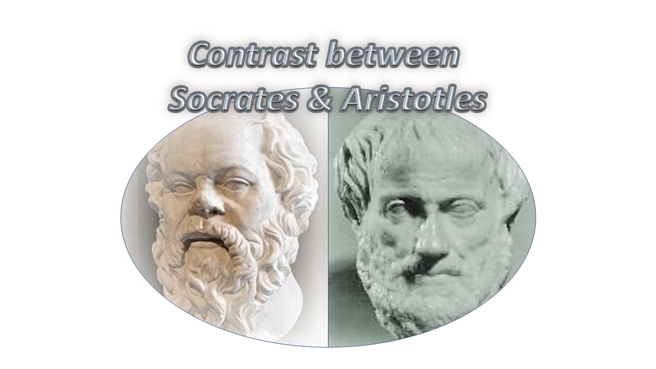 Contrast Between Socrates And Aristotle Reversal Point