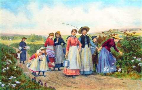 The Berry Pickers