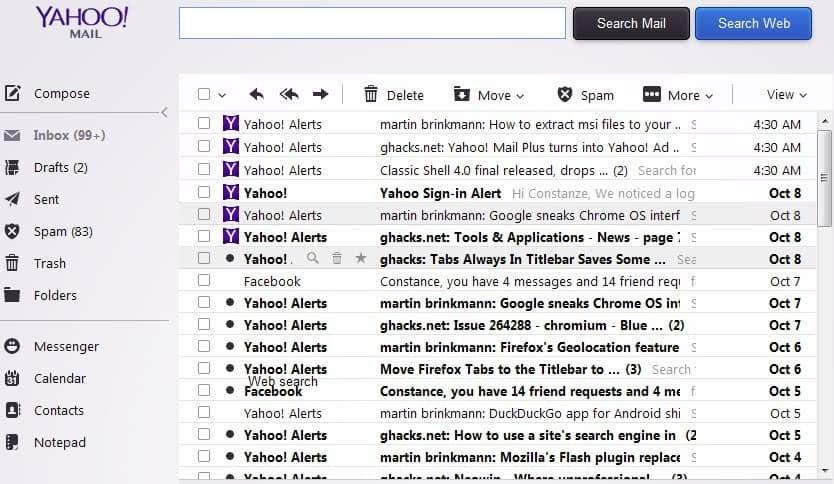 Yahoo Mail Com My Inbox - Iweky
