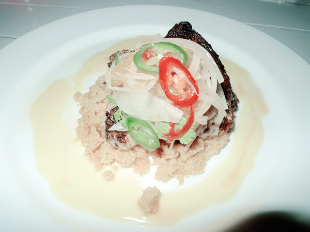 food at Nosh Restaurant  2