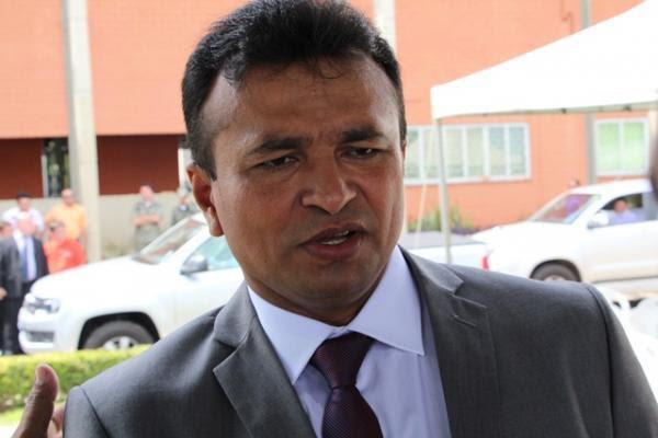 Secretário Fábio Abreu