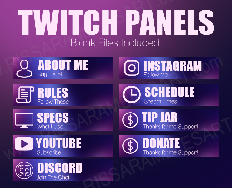 How To Edit Twitch Profile - logo design ideas