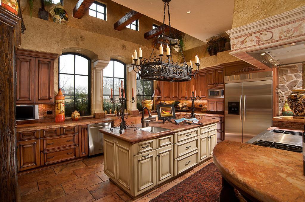 Home Architec Ideas Kitchen Design Traditional