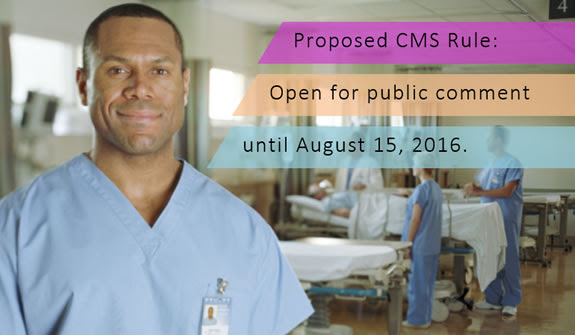 CMS Proposed Rule - Summer 2016