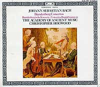 Christopher Hogwood conducts the Academy of Ancient Music (Oiseau-Lyre CD cover)