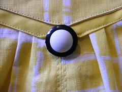 lemon squares clutch