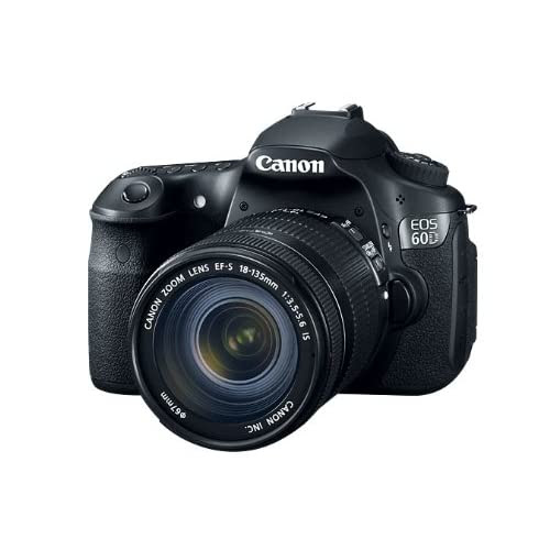 Canon EOS 60D 18 MP CMOS Digital SLR