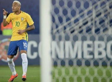 Com gol 300 de Neymar, Brasil goleia Bolívia e segue em 2º lugar nas Eliminatórias