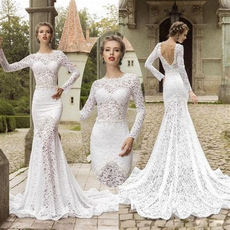 Aliexpress.com : Buy Sexy 2015 Wedding Dresses With long