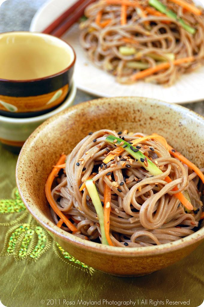 Soba Noodle Salad 5 bis
