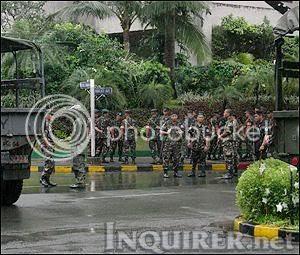 Manila Pen Mutiny