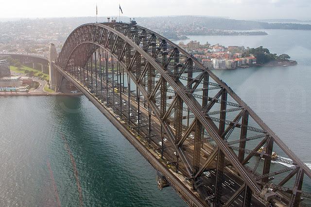 Sydney Harbour Bridge-3101