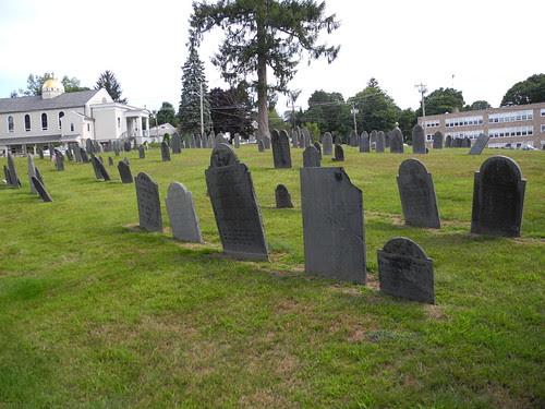 Cemetery Tour by midgefrazel