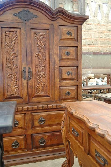 muebles rusticos tonala furniture table styles