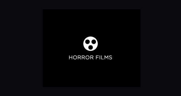 ¿Una cinta de cine o una cara de horror?