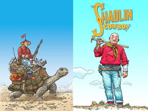 Shaolin-Cowboy-Comics