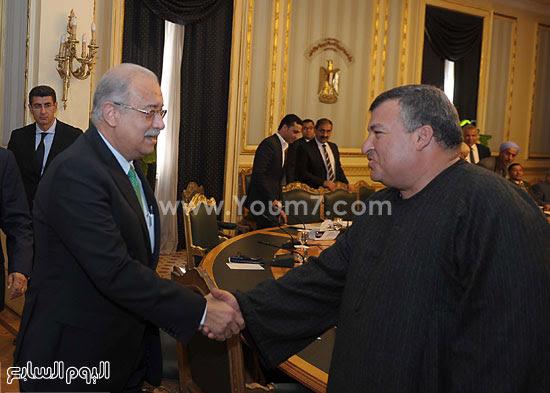 اجتماع رئيس مجلس الوزراء بنواب محافظه اسيط (7)