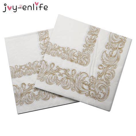 Popular Fancy Paper Napkins Buy Cheap Fancy Paper Napkins