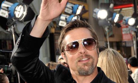 Brad Pitt Hair 2009. hair Brad Pitt.