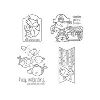 Hey, Valentine Clear Stamp Set by Stampin' Up!