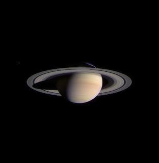 Saturno dominará las noches de enero