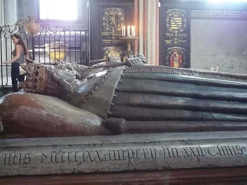 Tombe de Magnus Ladulas et de dans l'église de la noblesse à Stockholm.jpg