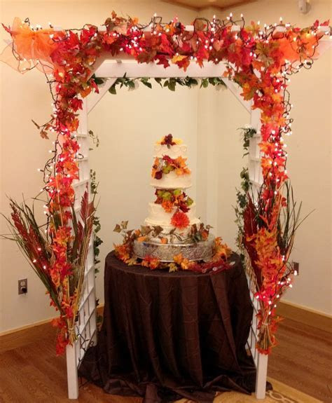 17 Best images about fall bridal shower ideas on Pinterest