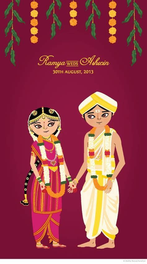 "8 cuuute  ""Cartoon Wedding Invites"" For The cutie pie"